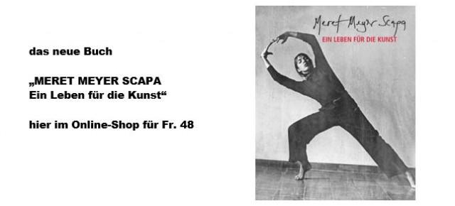 Meret Meyer Scapa - Ein Leben für die Kunst