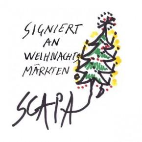 SCAPA signiert an Weihnachtsmärkten und Ausstellungen 2015