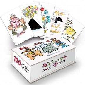 "SCAPA-Postkartenbox ""100 x SCAPA"""